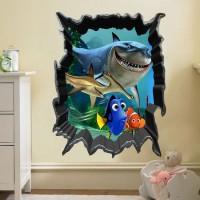 Finding Dory / Finding Nemo Sticker Muursticker
