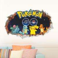 Pokémon GO muursticker