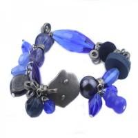 Tasjie Armband blauw fantasy