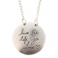 Tasjie Ketting Live the life you love
