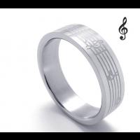 music ring voor vrouwen en mannen